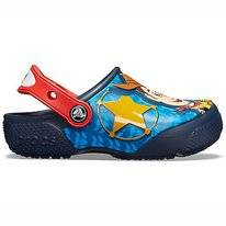 Sandaal Crocs Fun Lab Buzz & Woody Clog Kids Navy