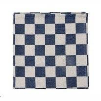Napkin Elias Pompdoek Blue (Set of 2)
