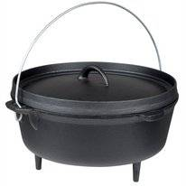 Braadpan Bo-Camp Urban Outdoor Dutch Oven 6QT