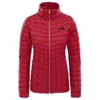 Jas The North Face Women Thermoball Full Zip Jacket Rumba Red