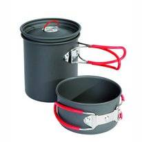Ensemble de Casseroles Bo-Camp Explorer 2 Hard Anodized