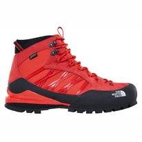Wandelschoen The North Face Men Verto S3K II GTX Fiery Red TNF Black