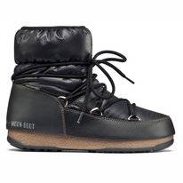 Moon Boot Low Nylon Black Brons
