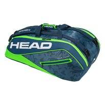 Tennistas HEAD Tour Team 9R Supercombi Navy Green