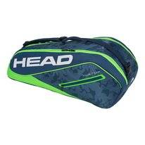 Tennistas HEAD Tour Team 6R Combi Navy Green