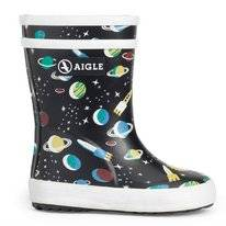 Regenlaars Aigle Kids Lolly Pop Galaxie