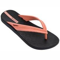 Slipper Ipanema Women Nature Black Pink