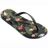 Slipper Ipanema Women I Love Tropical Black Green