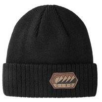 Muts Giro Proof Beanie Black