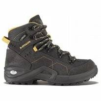 Wandelschoen Lowa Junior Kody III GTX Mid Anthracite Yelloww