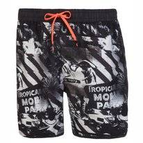Beachshort Protest Men Alaska True Black