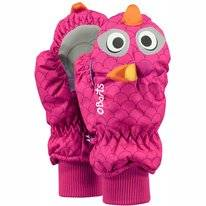 Want Barts Kids Nylon Mitts 3D Berry