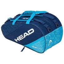 Padel Tas HEAD Elite Supercombi Navy Blue