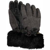 Handschuh Barts Empire Skigloves Brown Damen