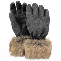 Handschoen Barts Unisex Empire Skigloves Brown