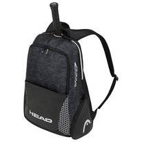 Tennistas HEAD Djokovic Backpack Black White 2020