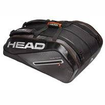 Tennistas HEAD Tour Team 15R Megacombi Black Silver