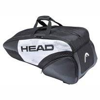 Tennistas HEAD Djokovic 6R Combi White Black