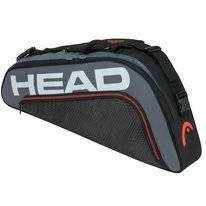 Tennistasche HEAD Tour Team 3R Pro Black Grey