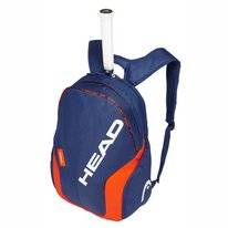 Tennisrugzak HEAD Rebel Backpack Blue Orange