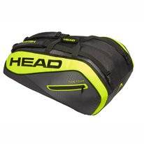 Tennistas HEAD Tour Team Extreme 12R Monstercombi Black Neon Yellow