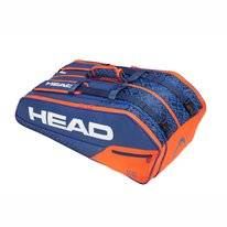 Tennistas HEAD Core 9R Supercombi Blue Orange