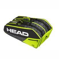 Tennistas HEAD Core 9R Supercombi Black Neon Yellow