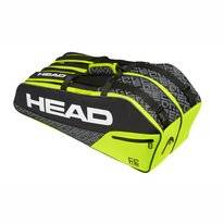 Tennistas HEAD Core 6R Combi Black Neon Yellow