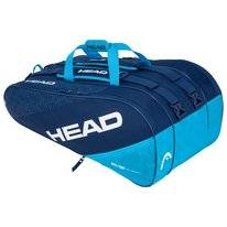 Tennistas HEAD Elite 12R Monstercombi Navy Blue