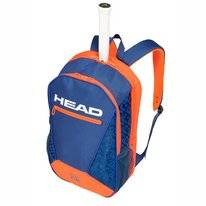 Tennisrugzak HEAD Core Backpack Blue Orange