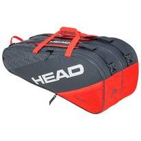 Tennistas HEAD Elite 9R Supercombi Grey Orange