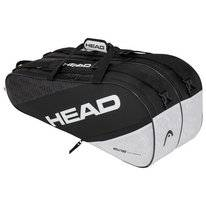 Tennistas HEAD Elite 9R Supercombi Black White