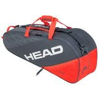 Tennistas HEAD Elite 6R Combi Grey Orange