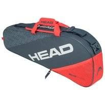 Tennistasche HEAD Elite 3R Pro Grey Orange