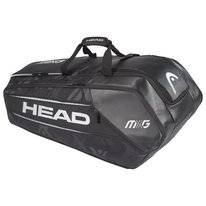 Tennistas HEAD MxG 12R Monstercombi Black Silver