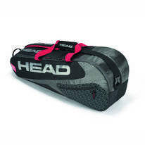Tennistas HEAD Elite 6R Combi Black Red 2019