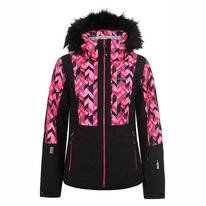 Skijacke Icepeak Nancy Hot Pink Damen