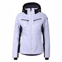 Skijacke Icepeak Chloe Optic White Damen