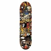Skateboard Roces Indian 31''