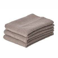 Dishcloth Zone Denmark Taupe Brown