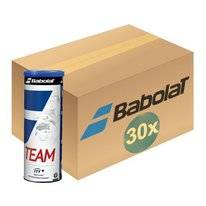 Tennis Balls Babolat TEAM X3 (Box 30x3)