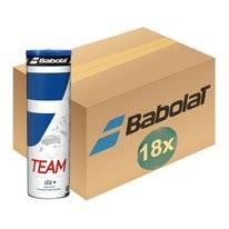 Tennis Balls Babolat TEAM X4 (Box 18x4)