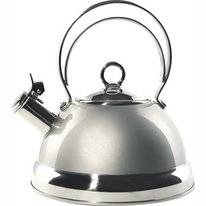 Kettle Wesco New Silver