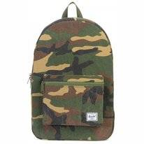 Rucksack Herschel Supply Co. Cotton Casuals Daypack Woodland Camo