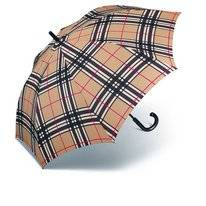 Regenschirm Happy Rain Golf AC Kinematic Checks Camel
