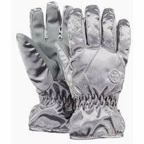 Ski Gloves Barts Basic Kids Silver