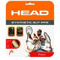 Tennissaite HEAD Synthetic Gut PPS Schwarz 1.25mm/12m