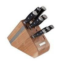 Knife Block Diamant Sabatier Integra Oak (8 pc)
