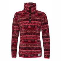 Skipullover Protest Oracle 1/4 Zip Granatina Damen