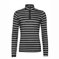Skipullover Protest Tipsy 1/4 Zip True Black Damen
